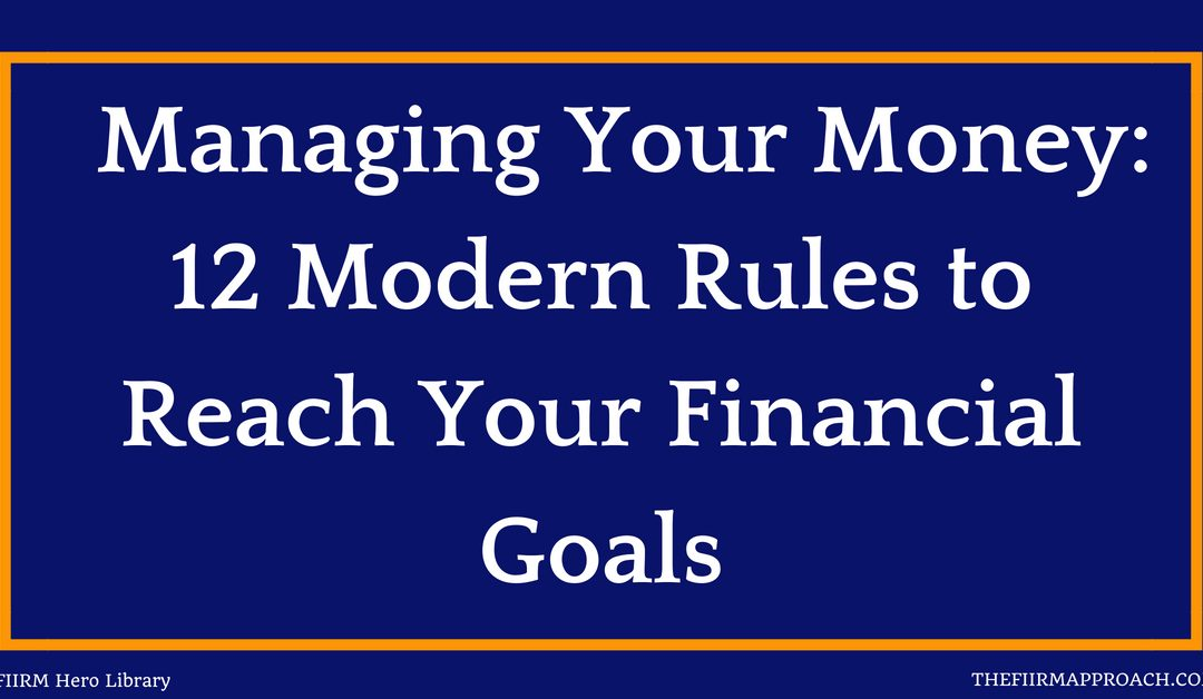 Managing Your Money As A Female Breadwinner: 12 Modern Rules to Reach Your Financial Goals