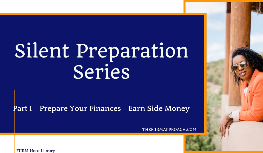 Silent Preparation Series – Part 1